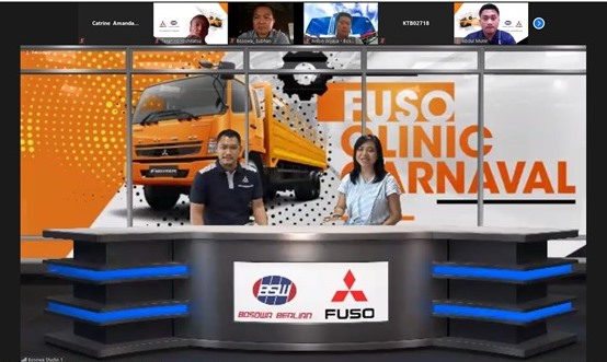FUSO CLINIC CARNAVAL 1