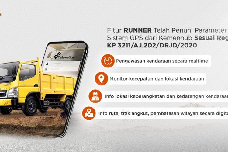 FUSO RUNNER Telematics