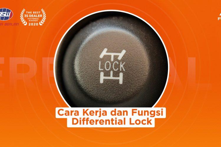 Differential Lock FUSO 4
