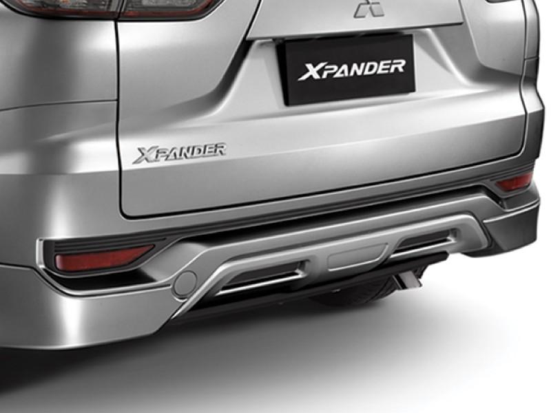aksesoris xpander rear airdam