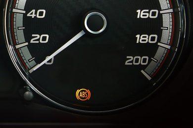 ABS Mitsubishi