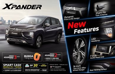 Mitsubishi Februari 2021