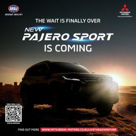 Pajero Sport 2021