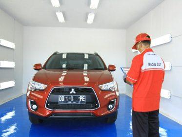Mitsubishi Bodi & Cat