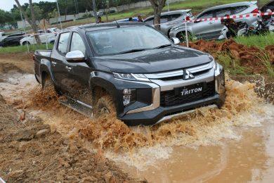 Diesel Lebih Tahan Banjir