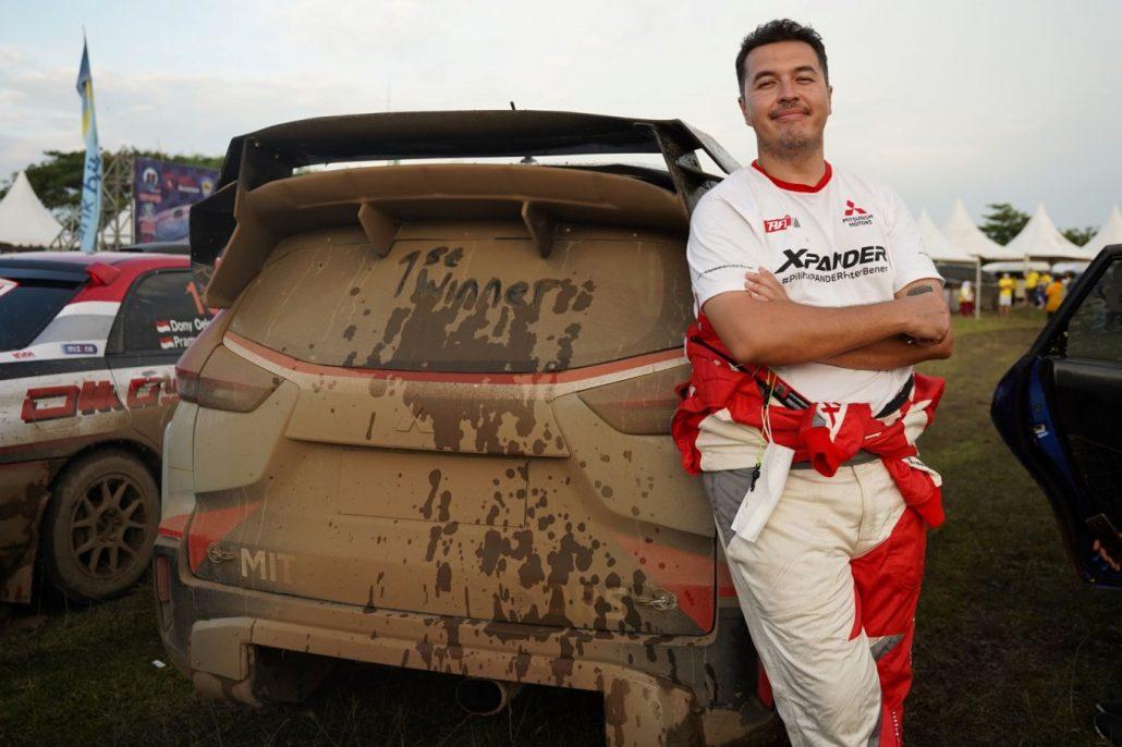 Xpander Juara Rally