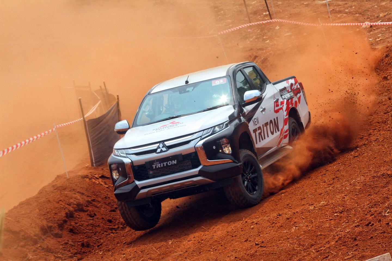 Triton Rajanya Pickup Indonesia